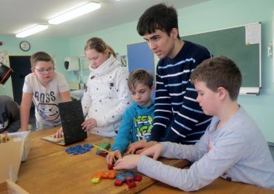 Fotoalbum Zusammenarbeit Grundschule - Lebensschule