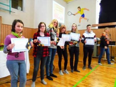 Fotoalbum Meeting zum ersten Schulhalbjahr