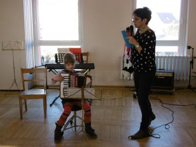 Fotoalbum Kindergartenkonzerte I und II in Parchim