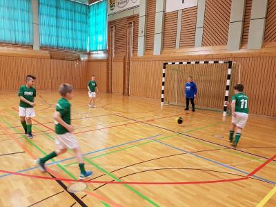 Fotoalbum Fußball Turnier am 28. Februar 2019