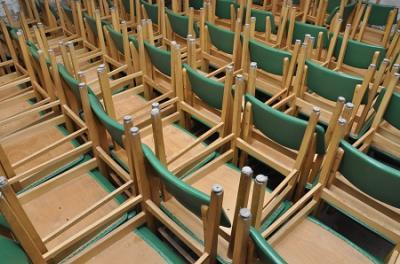 Fotoalbum Winterspielplatz in der Kirche