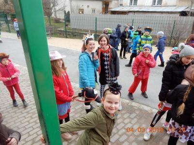 Fotoalbum Schulfasching