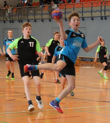 Fotoalbum Punktspiel D-Jugend SG Chemnitzer HC