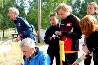 Fotoalbum Biathlon-OL Weltmeisterschaften 2018 - Vorbereitung