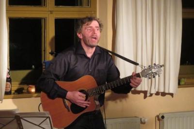 Fotoalbum REITLER - SOLO = Torsten Reitler sonst mit Band in Bad Schmiedeberg, diesmal mit seinem Soloprogramm & neuen Liedern