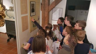Fotoalbum Schülerkonzert und Museumsbesuch der 3. und 4. Klassen