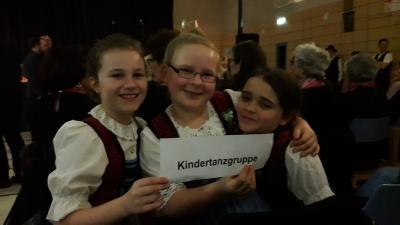Fotoalbum Auftritt Kindertanzgruppe - Fastenaktion