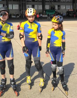 Fotoalbum Saisonstart beim Generali Berliner Halbmarathon - Inlineskating  2019 und LE-Skate Race