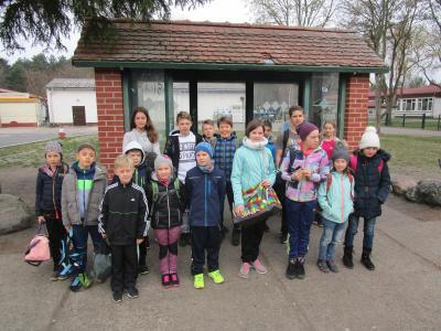 Fotoalbum Kreis- Cross der Grundschulen in Pritzwalk