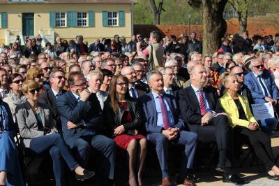 Fotoalbum Eröffnung der Landesgartenschau in Wittstock