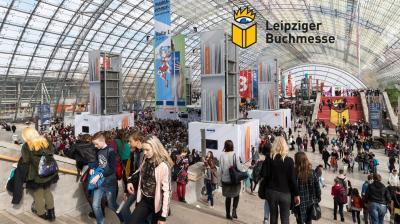 Fotoalbum Leipziger Buchmesse 2019