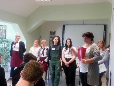 Fotoalbum Zukünftige Schulabgänger zu Gast im ABW