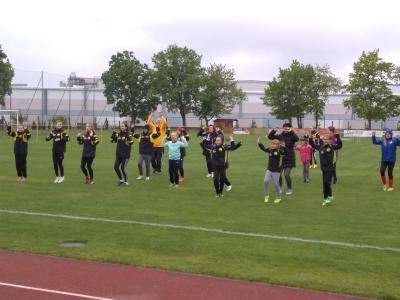Fotoalbum Tag des Mädchenfußballs