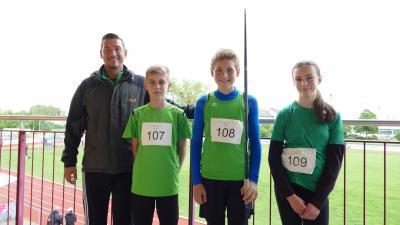 Fotoalbum Niederbayerische Meisterschaft Leichtathletik 2019