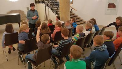 Fotoalbum Exkursion Klasse 3 in die Kreisstadt Pirna