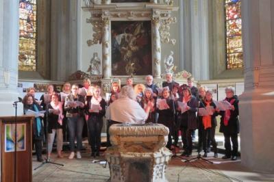 Fotoalbum Gospel-Gottesdienst in der Stadtkirche