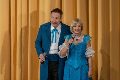 Fotoalbum Duo Thomasius -Ein Musenkuss zum Muttertag-