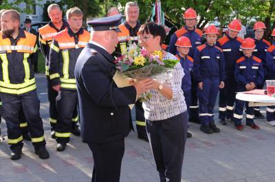 Fotoalbum Emotionaler Feuerwehr-Abschied von Jürgen Rehnus und Reiner Roblick