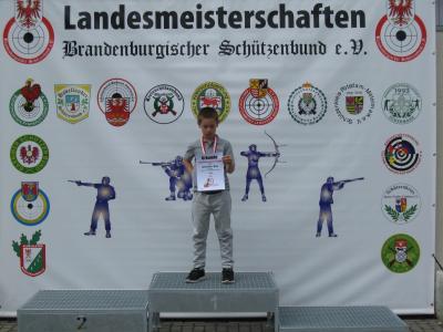 Fotoalbum Landesmeisterschaften Kids 2019