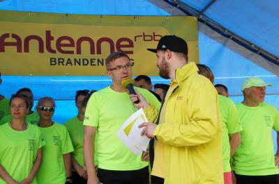 Fotoalbum Kolkwitz erfolgreich beim Cottbuser Drachenbootrennen