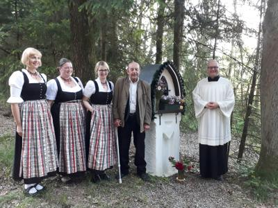 Fotoalbum Maiandacht Sussermarterl 2019