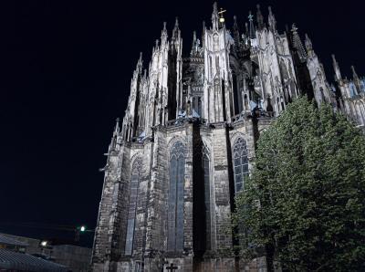 Fotoalbum Klassenfahrt der 11LB nach Köln