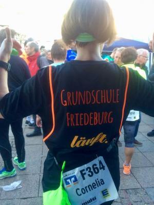 Fotoalbum Die Grundschule Friedeburg beim Ossiloop 2019