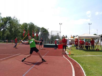 Fotoalbum Niederbayerische Leichtathletik-Meisterschaften in Plattling 2019