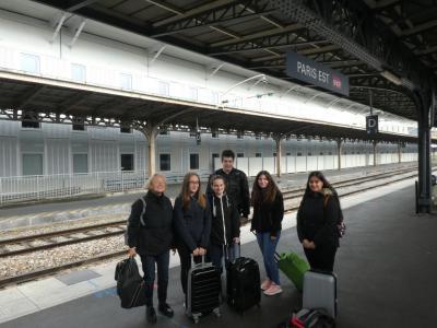 Fotoalbum Einmal Weltmetropole und zurück