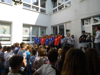 Fotoalbum Präsentationstag