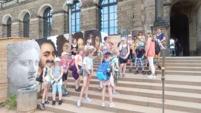 Fotoalbum Exkursion nach Dresden