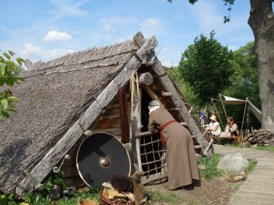 Fotoalbum Fest des slawischen Mittelalters am 25. & 26.Mai