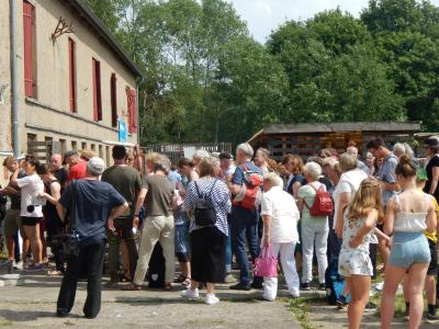 Fotoalbum Dorf macht Oper in Klein Leppin