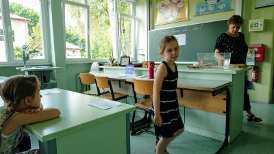 "Fotoalbum ""Flex""- Klasse auf Forschertour"