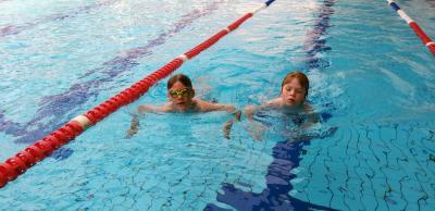 Fotoalbum Schwimmlager der Drittklässler