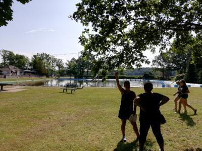 Fotoalbum Schwimmfest Waldbad Crinitz