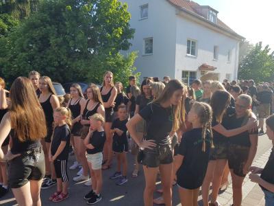 Fotoalbum Volksfest Wallersdorf 2019