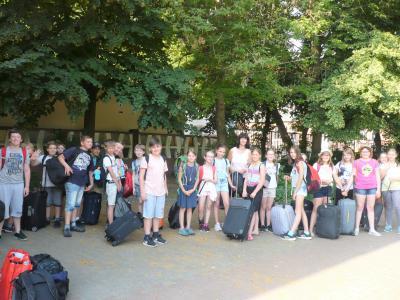 Fotoalbum Klassenfahrt 4. Klasse