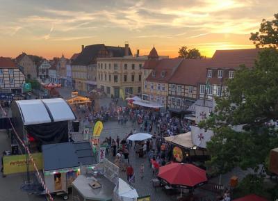 Fotoalbum Stadtfest Kyritz