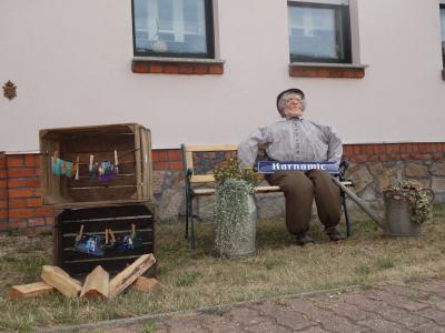 """Fotoalbum """"Unser Dorf hat Zukunft"""" - Besuch der Bundesbewertungskommission in Dissen am 3. Juli 2019"""