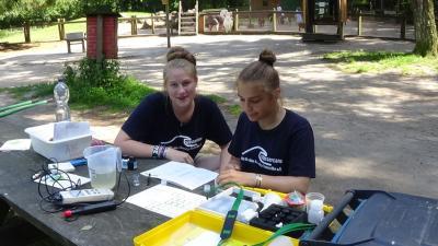 Fotoalbum Das besondere Wassercamp: Betreuerausbildung und Exzellenz-Camp der Anne-Frank-Gemeinschaftsschule