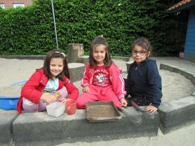 Fotoalbum Schlaffest im Kindergarten