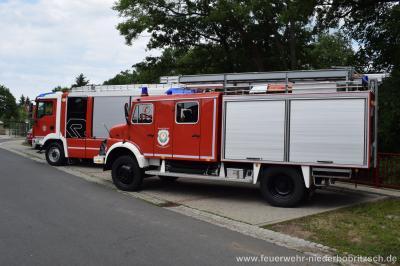 Fotoalbum Tag der Feuerwehr 2019