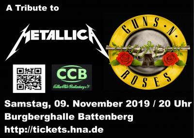 Fotoalbum A Tribute to Metallica & Guns 'n Roses am 09.11.2019