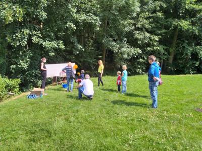 Foto des Albums: Unser SV beim Dorf- und Vereinsfest 2019 (21.07.2019)