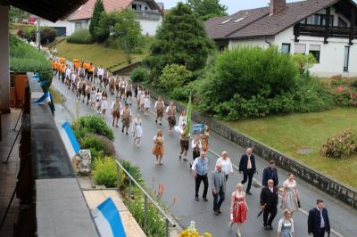 Fotoalbum 55-jähriges Gründungsfest 3. Tag