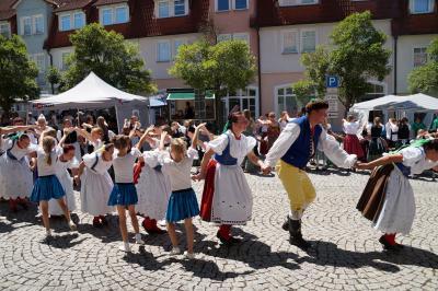 Fotoalbum Tanz- und Musikfest