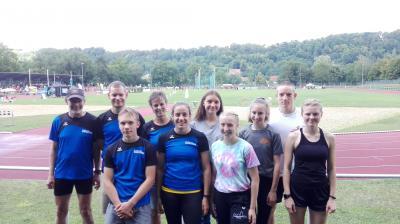 Fotoalbum Bayerische Meisterschaften U23 und U16 2019 in Regensburg vom 20.-21. Juli 2019