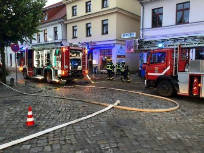 Foto des Albums: Unterstützung der FFw Bad Doberan bei Sondereinsatzlage (31.07.2019)
