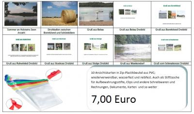 Fotoalbum Postkarten